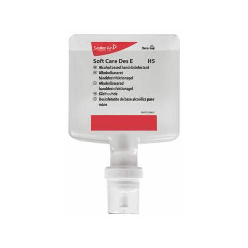 Soft Care Des E Spray H5 IC alkoholos kézfertőtlenítő 1,3L (4db/#)