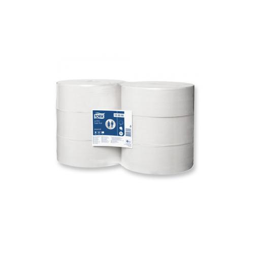 Tork toalettpapír T1 Jumbo Advanced - 2r., fehér, 280m/tek, 6tek/#