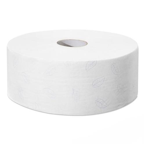 Tork toalettpapír T1 Jumbo Advanced - 2 r., fehér, 360m/tek, 6 tek/#