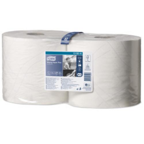 Tork ipari papír W1/W2 Advanced 420, 2r., fehér, 255m/tek, 2tek/#