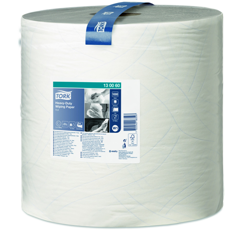 Tork ipari papír W1, 2r., fehér, 340m/tek