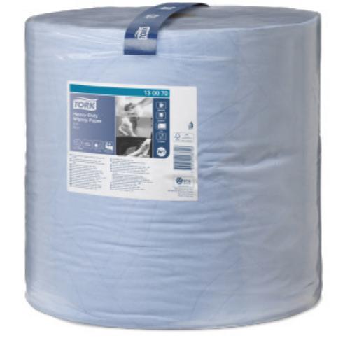 Tork ipari papír W1 Advanced 430, 2r., kék, 340m/tek