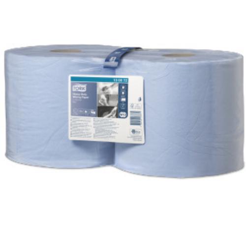 Tork ipari papír W1 Advanced 430, 2r., kék, 170m/tek, 2 tek/#