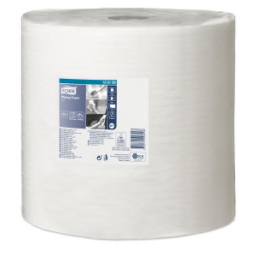 Tork ipari törlőpapír Advanced 415 (W1), 1r., 1180m/tek, 1tek/#