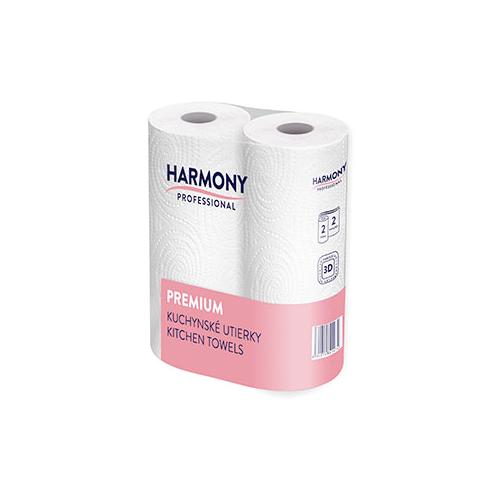 Harmony tekercses kéztörlő 2r., 11m/tek, 2tek/csg, 16csg/#