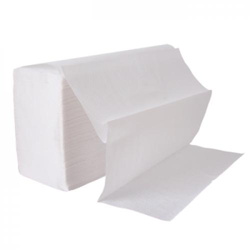 Katrin kéztörlő NL ZigZag fehér, 2r., 200lap/csg, 20csg/#