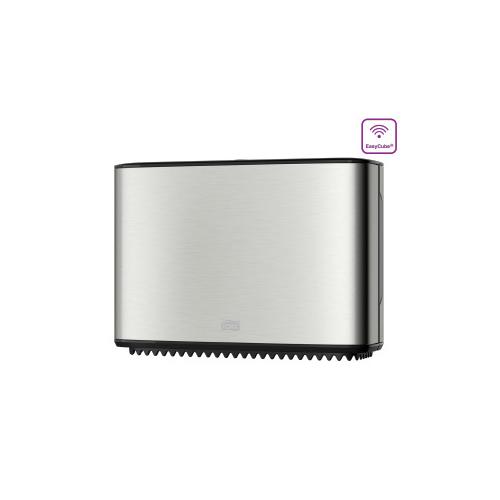 Tork adagoló toalettpapír T2 Jumbo, mini - rozsdamentes alumínium