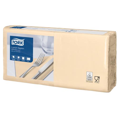 Tork szalvéta Lunch Advanced 33/2 CSONT, 200 lap/csg, 10csg/#
