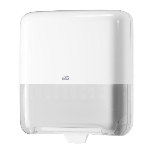 Tork adagoló H1 Matic tekercses kéztörlő adagoló - ütésálló műanyag, fehér