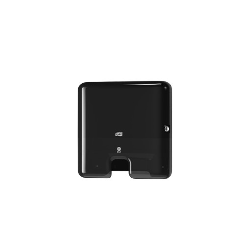 Tork adagoló H2 mini Interfolded hajtású kéztörlőkhöz - ütésálló műnyag, fekete