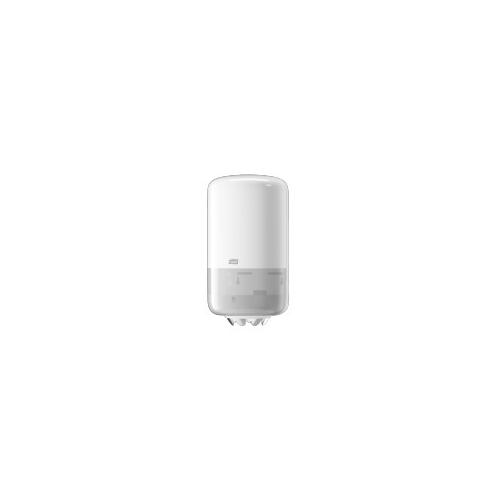 Tork adagoló M1 belsőmag adagolású tekercsekhez, mini - ütésálló műanyag, fehér