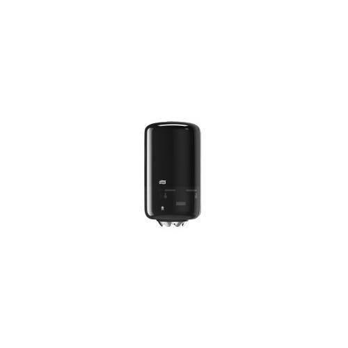 Tork adagoló M1 belsőmag adagolású tekercsekhez, mini - ütésálló műanyag, fekete