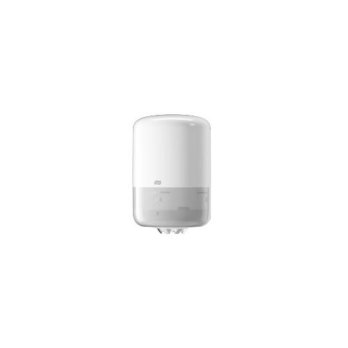 Tork adagoló M2 belsőmag adagolású tekercsekhez - ütésálló műanyag, fehér