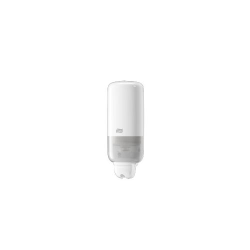 Tork adagoló folyékony szappan S1 - ütésálló műanyag, fehér