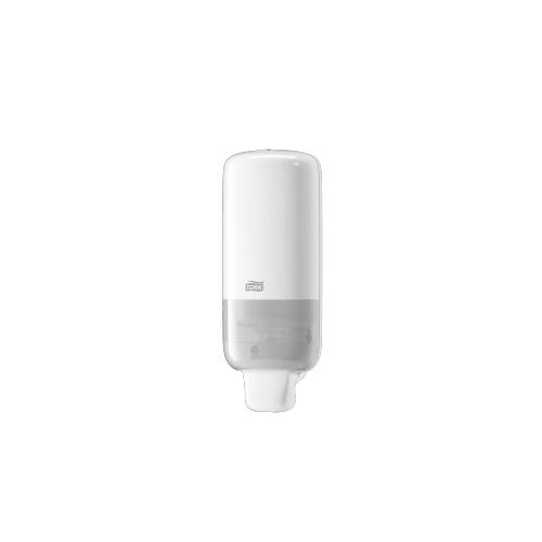 Tork adagoló habszappan S4 - ütésálló műanyag, fehér