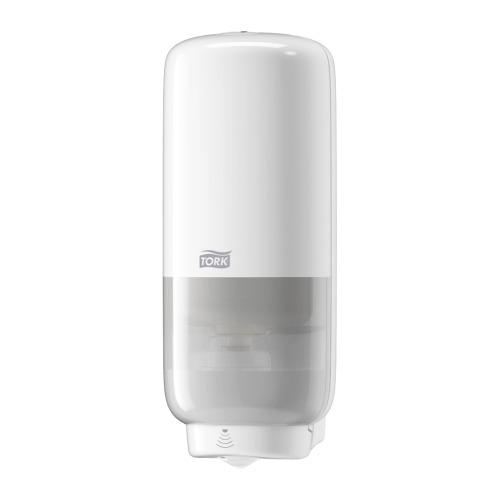 Tork adagoló habszappan S4 szenzorral - ütésálló műanyag, fehér