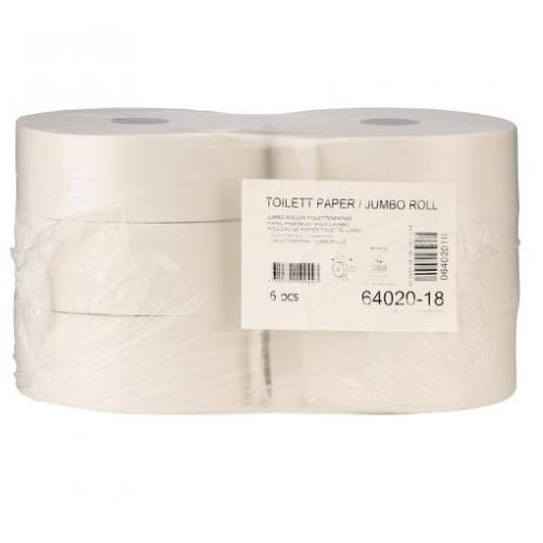 Tork toalettpapír T1 Jumbo Advanced - 2 rétegű, fehér, 380m/tek, 6 tek/#