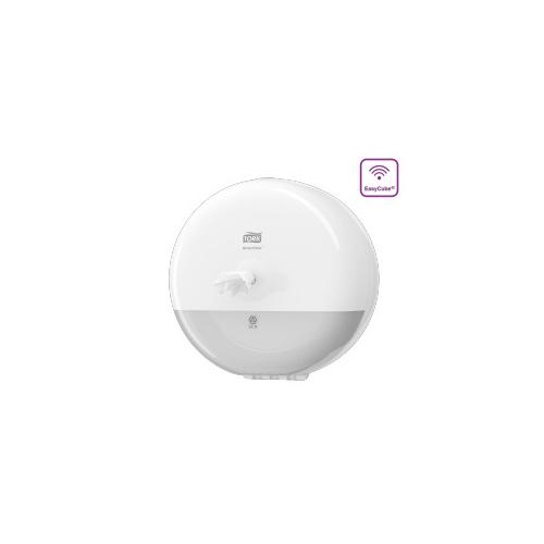 Tork adagoló toalettpapír T9 SmartOne mini - ütésálló műanyag, fehér