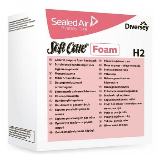 Soft Care Foam Soap általános kézmosó habszappan 700ml (6db/#)