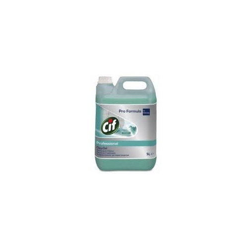 Cif Oxy-Gel Ocean általános felülettisztító aktív oxigénnel 5L (2db/#)